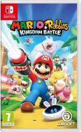 Mario Plus Rabbids Kingdom Battle voor Nintendo Switch