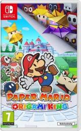 Paper Mario The Origami King voor Nintendo Switch