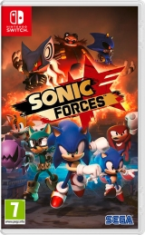 Sonic Forces voor Nintendo Switch