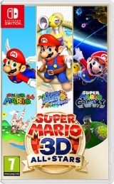 Super Mario 3D All-Stars voor Nintendo Switch