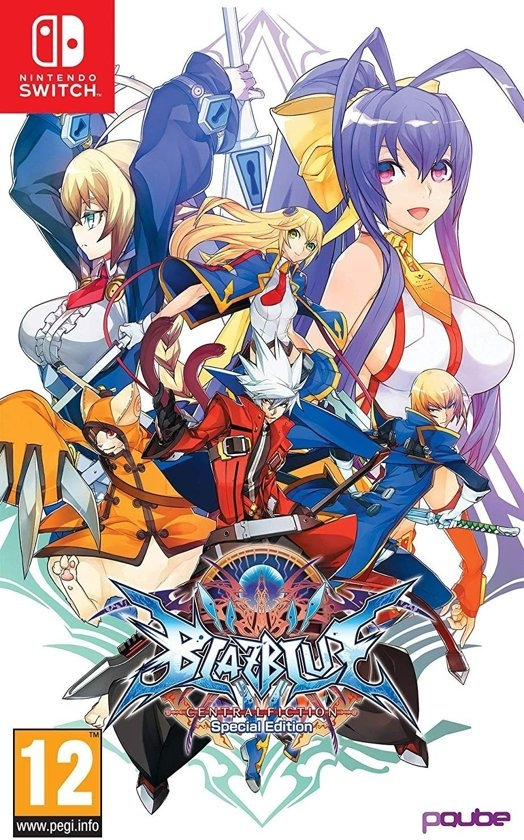 Boxshot BlazBlue Central Fiction - Special Edition