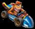 Afbeelding voor  Crash Team Racing Nitro-Fueled