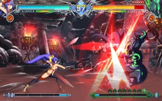 BlazBlue Central Fiction - Special Edition: Screenshot