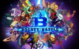 Bounty Battle: Afbeelding met speelbare characters