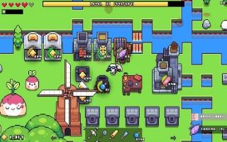 Maak handige gebouwen, die voor jou het spel extra leuk maken!