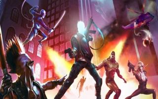 Speel als een buitenaardse parasiet en neem controle over 60 personages om de mensheid uit te roeien.