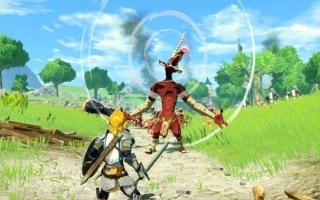 Het verhaal speelt zich honderd jaar voor het plot van <a href = https://www.marioswitch.nl/Switch-spel-info.php?t=The_Legend_of_Zelda_Breath_of_the_Wild target = _blank>Breath of the Wild</a> af.