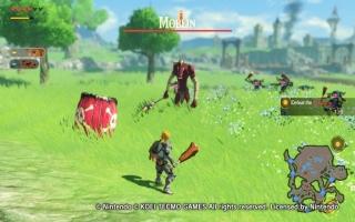 De gameplay in Age of Calamity is hevig geïnspireerd op die van de Dynasty Warriors-reeks.