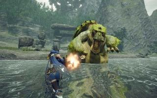 Monster Hunter Rise: Screenshot
