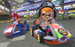 Mario Kart 8 Deluxe komt met alle DLC van de Wii U game én nieuwe personages, zoals de Inklings!