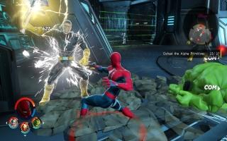 Marvel Ultimate Alliance 3 The Black Order: Screenshot