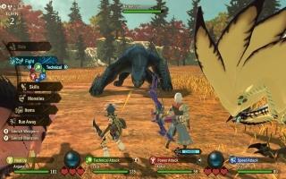 Vecht tegen verschillende monsters samen met je Monstie en vrienden.