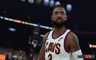 Speel als verschillende basketballers, zoals coverstar Kyrie Irving!