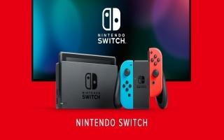 De Switch is zowel een handheld als een console, twee in een dus!