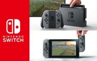 Gebruik de Nintendo Switch op verschillende manieren door de handige Joy-Cons.