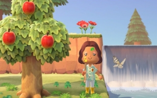 De Game <a href = https://www.marioswitch.nl/Switch-spel-info.php?t=Animal_Crossing_New_Horizons target = _blank>Animal Crossing New Horizons</a>, is inbegrepen!
