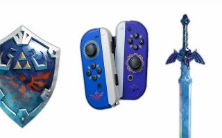 In 2021 verschijnen er speciale Joy-Con met een The Legend of Zelda: Skyward Sword HD-thema!