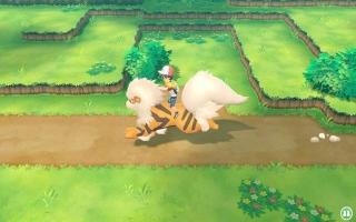 Rijd op een aantal van je favoriete pokemon, waaronder Charizard en Arcanine!