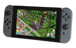 Kruip in de huid van een park eigenaar met behulp van de <a href = https://www.marioswitch.nl/Switch-spel-info.php?t=Nintendo_Switch target = _blank>Nintendo Switch</a>!