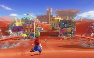 Ontdek grote sandbox-werelden, zoals in <a href = https://www.mario64.nl/Nintendo-64-spel.php?t=Super_Mario_64>Super Mario 64</a> en <a href = https://www.marioswitch.nl/Switch-spel-info.php?t=Super_Mario_3D_All-Stars target = _blank>Super Mario Sunshine</a>!