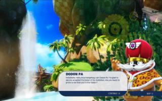 Ontdek wie de vreemde Dodon Pa is in het verhaal.