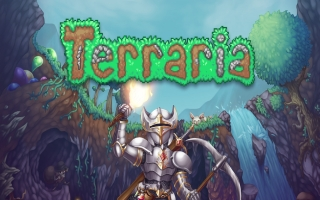 Terraria: Afbeelding met speelbare characters