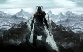 Fus Roh Da! Jij bent de Dragonborn, gedeeltelijk sterfelijk, maar in bloed en ziel een draak!