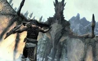 Neem het op tegen enorme draken in deze gigantische open wereld!