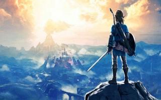 Link en zijn queeste om het eeuwenoude kwaad te verslaan.