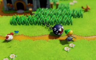 In Link's Awakening zul je ook karakters uit andere Nintendo-series tegenkomen, zoals Mario en Kirby.