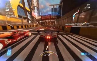 Xenon Racer: Screenshot