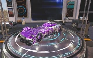 Xenon Racer plaatjes