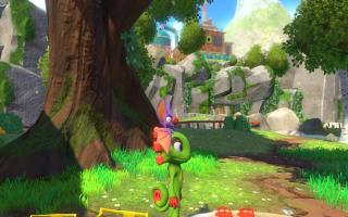 Verken vijf gigantische werelden in dit spirituele vervolg op Banjo-Kazooie!