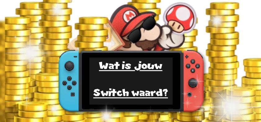 Wat is jouw Switch Waard?